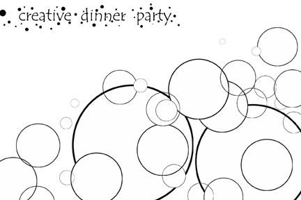 Dinner PartyFront