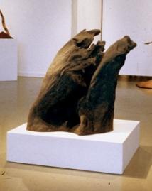 John Hachmeister, Dust, Rise Rain, Ceramic
